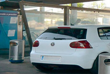 túnel lavado coches taller fuenlabrada