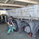 taller mecanico camion humanes